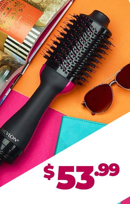 Cepillo Revlon Volumizer One Step Hair