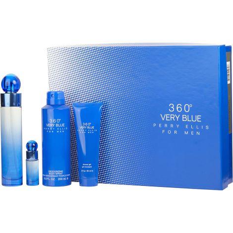 Perry Ellis 360 Very Blue Set Men