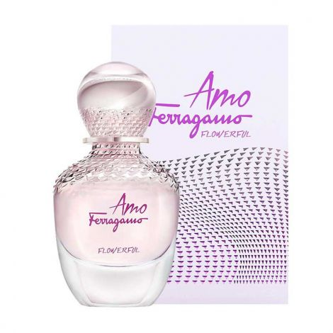 Salvatore Ferragamo Amo Flowerful Eau de Toilette 50 ml