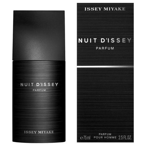 Issey Miyake Nuit d'Issey Eau de Toilette for Men, 75ml