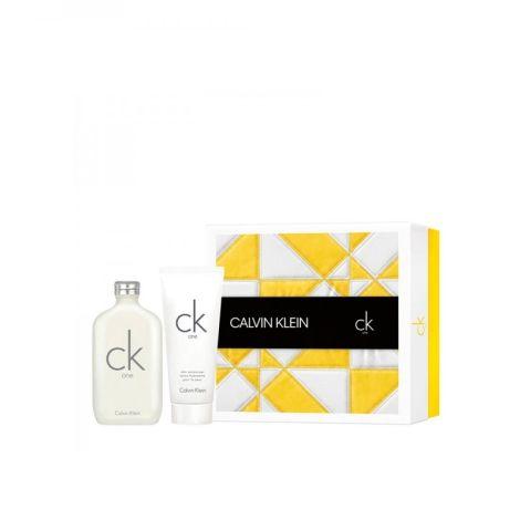 CK One Unisex One EAU De Toilette Spray, Set of 2
