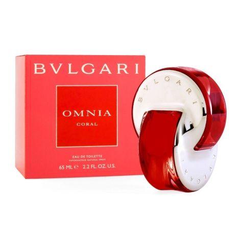 Bvlgari Omnia Coral Eau de Toilette 65 ml