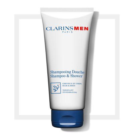 Clarins Men Shampoo & Shower Gel 200 ml