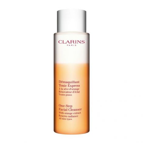 Clarins One-Step Facial Cleanser with Orange Extract