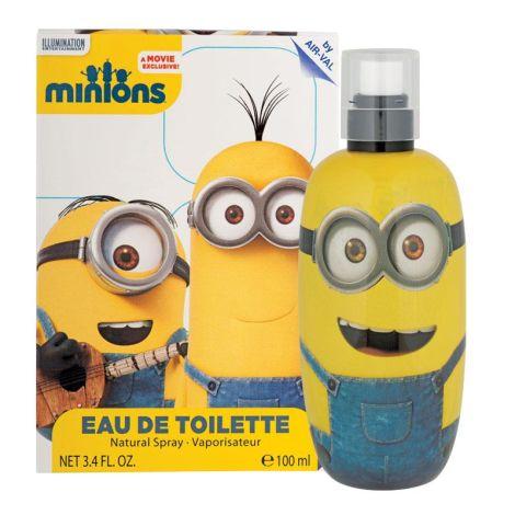 Minions Eau De Toilette Spray100 ml