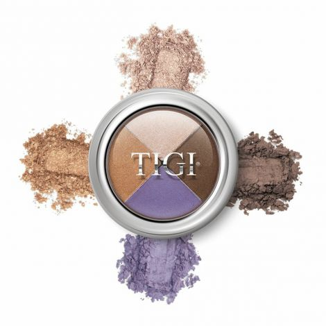 Tigi High Density Quad Eyeshadow Posh