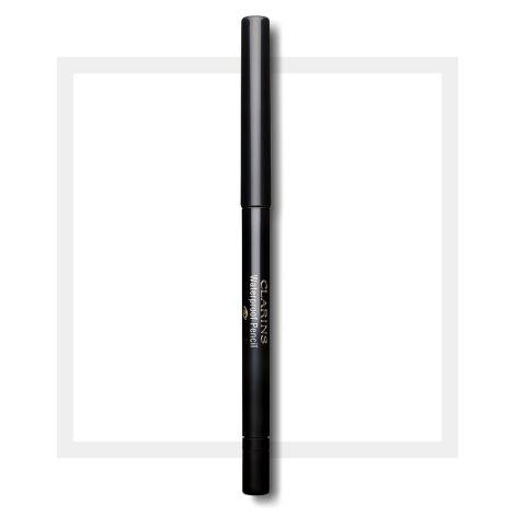 Clarins Waterproof Eye Pencil 01 black tulip