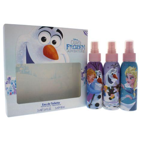 Disney Forzen 3pc Set Eau de Toilette