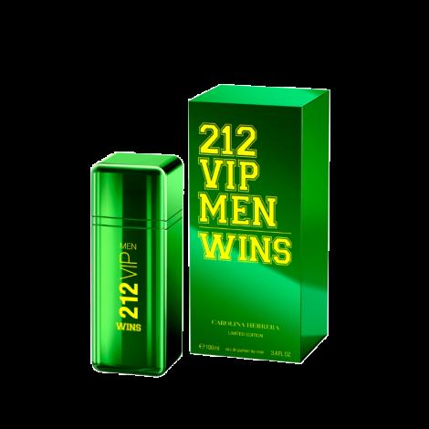 CAROLINA HERRERA 212 VIP MEN WINS EDP 100ML