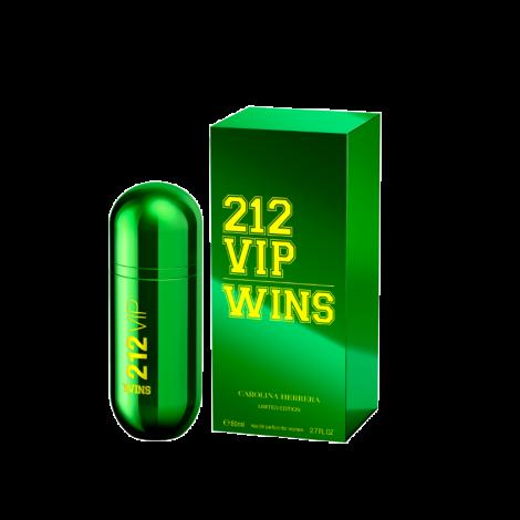 CAROLINA HERRERA 212 VIP WINS EDP 80ML