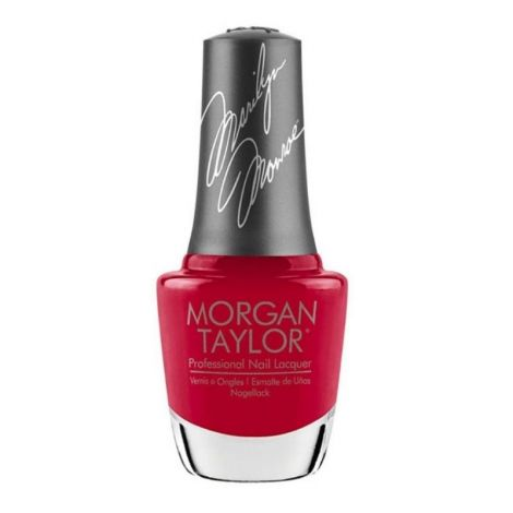 Morgan Taylor Classic Red Lips 15ml