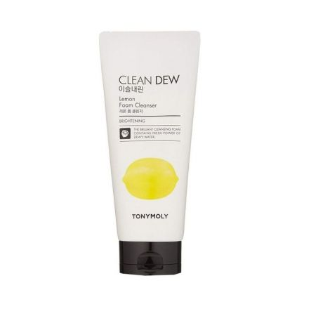 Tony Moly CLEAN DEW LEMON FOAM CLEANSER
