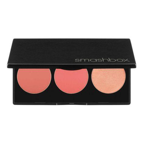 Smashbox L.A. Lights Blush & Highlight Palette Pacific Coast Pink
