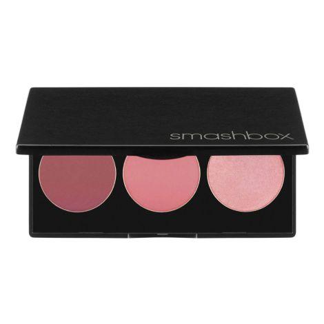 Smashbox L.A. Lights Blush & Highlight Palette Malubi Berry