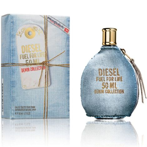 Diesel Fuel For Life Denim Eau de Toilette 75 ml