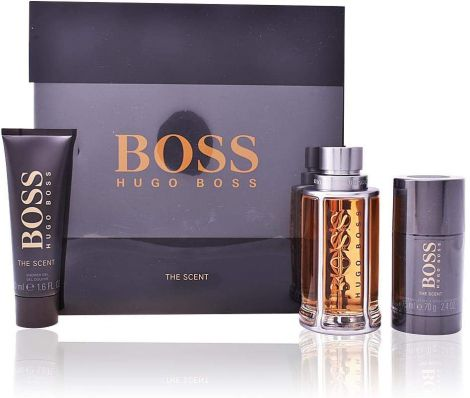 Hugo Boss The Scent Set de Regalo - 3 Piezas