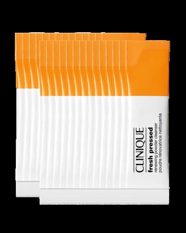Clinique Fresh Pressed Limpiador en polvo renovador con Vitamina C