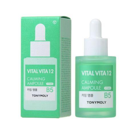 Tony Moly Vital Vita 12 Ampoules Calming