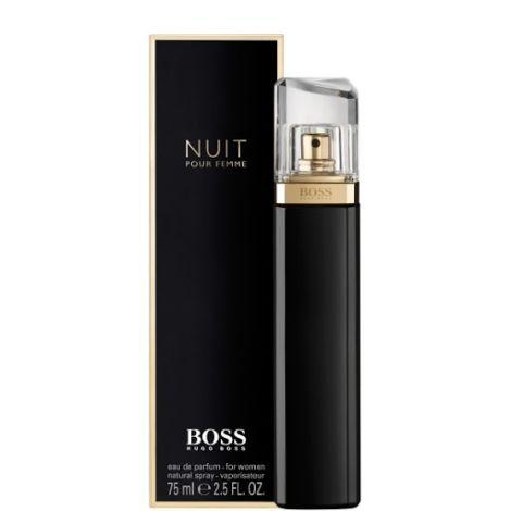 Hugo Boss Niut Pour Femme Eau de Parfum 75 ml
